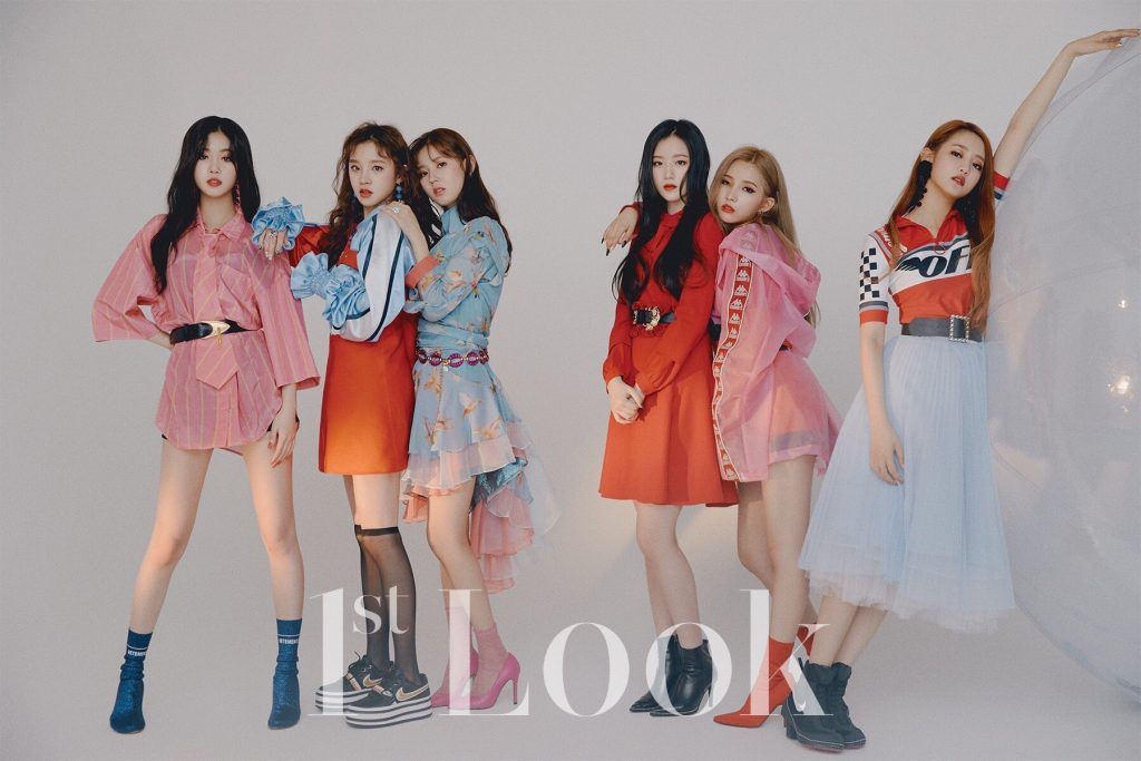 g idle 1st look